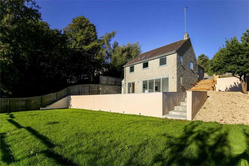 4 Bedrooms Detached House for sale in Keble Road, France Lynch, Stroud
