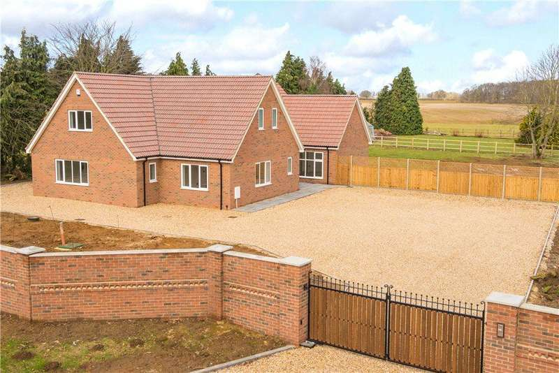 5 Bedrooms Detached House for sale in Heath Road, Gamlingay, Cambridgeshire