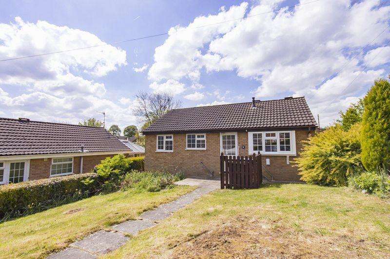 2 Bedrooms Detached Bungalow for sale in Yokecliffe Drive, Wirksworth