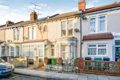 3 Bedrooms Terraced House for sale in Portsmouth, Hampshire, Engalnd