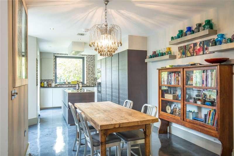 6 Bedrooms End Of Terrace House for sale in Duckett Road, Harringay, London, N4