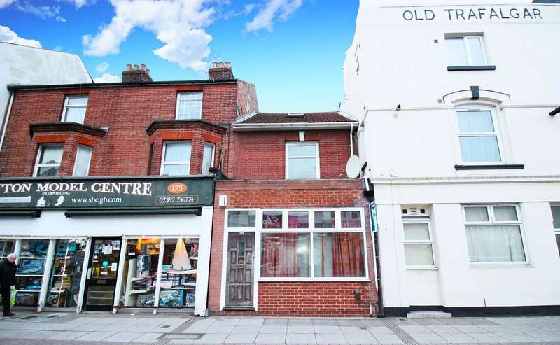 3 Bedrooms Terraced House for sale in Fratton Road