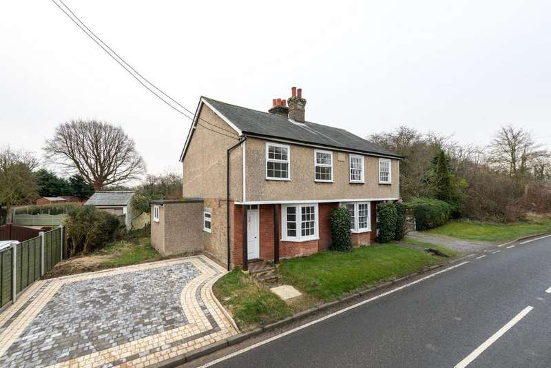 3 Bedrooms Cottage House for sale in New England, Halstead