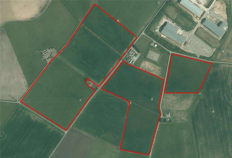Farm Commercial for sale in Land At Newfield, Peterhead, Aberdeenshire, AB42