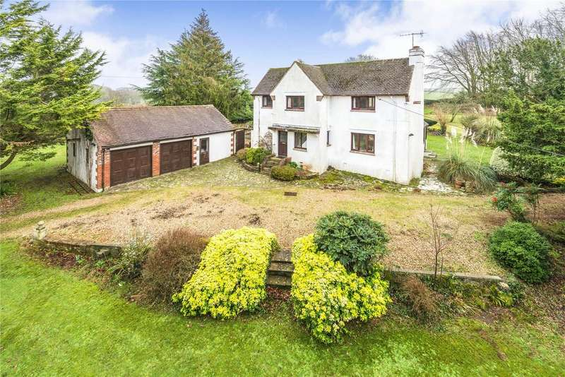 3 Bedrooms Detached House for sale in Broadmayne, Dorchester, Dorset