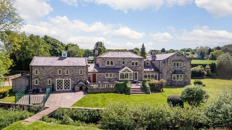 5 Bedrooms Detached House for sale in Gillroyd Lane, Stainborough