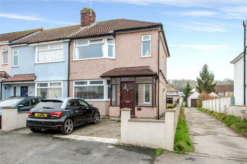 3 Bedrooms End Of Terrace House for sale in Swiss Drive, Ashton Vale, BRISTOL, BS3