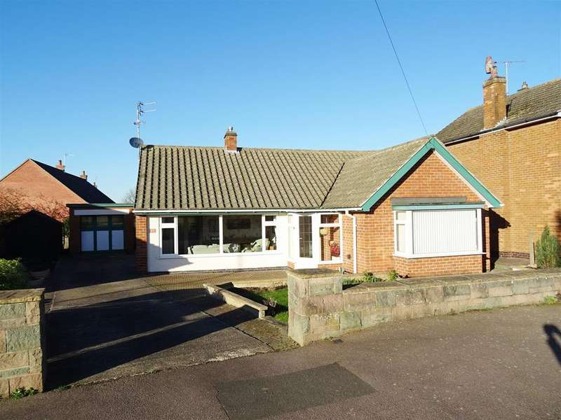 3 Bedrooms Detached Bungalow for sale in Little Haw Lane, Shepshed, Leicestershire