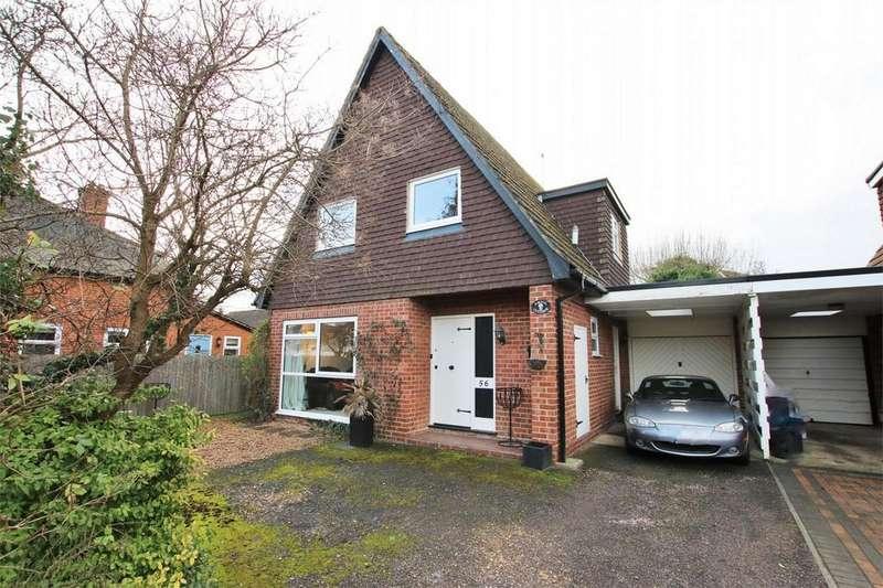 3 Bedrooms Link Detached House for sale in Emmbrook Road, WOKINGHAM, Berkshire