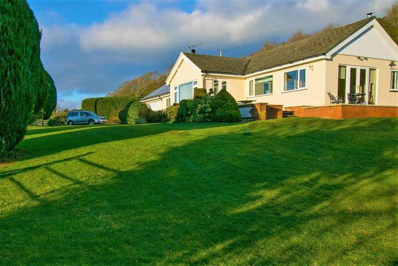 4 Bedrooms Detached Bungalow for sale in Trofarth, Abergele
