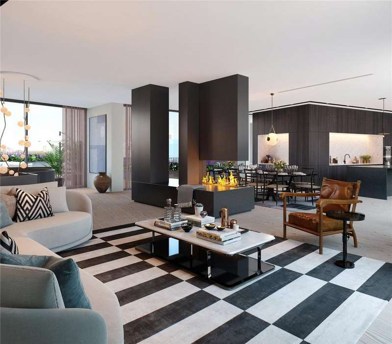 4 Bedrooms Penthouse Flat for sale in Television Centre, Wood Lane, London
