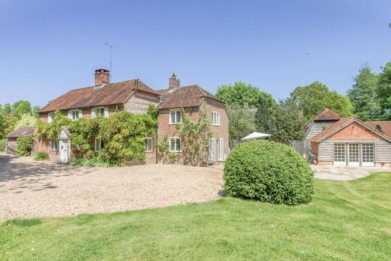 4 Bedrooms House for sale in Nether Wallop, Stockbridge, Hampshire SO20