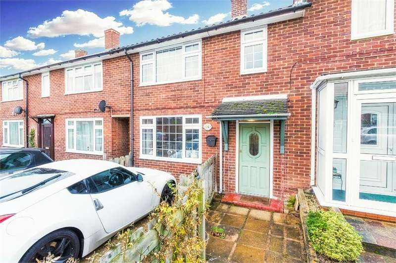 3 Bedrooms Terraced House for sale in Fairview Road, Slough, Berkshire