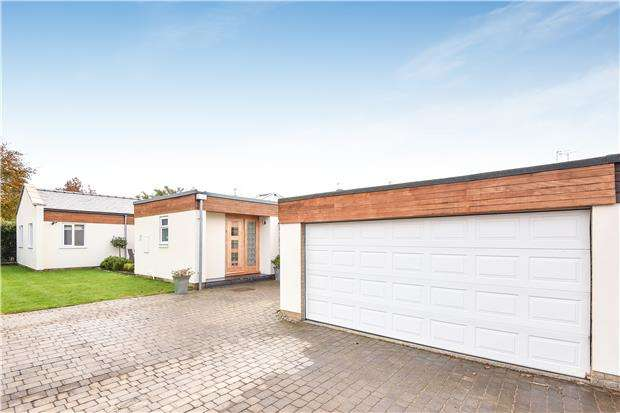 4 Bedrooms Detached Bungalow for sale in Wychbury Close, CHELTENHAM, Gloucestershire, GL53 0HT