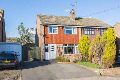 3 Bedrooms Semi Detached House for sale in Meadowland Road, Henbury, Bristol