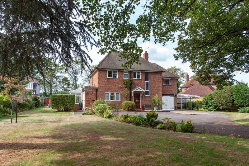 4 Bedrooms Detached House for sale in St Barnabas Road, Emmer Green