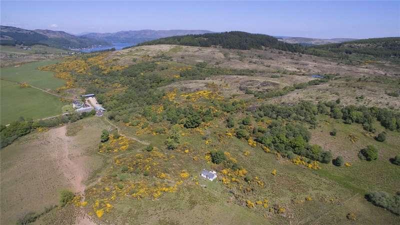 Farm Commercial for sale in Lot 2 Auchgoyle Farm, Millhouse, Tighnabruaich, Argyll and Bute, PA21