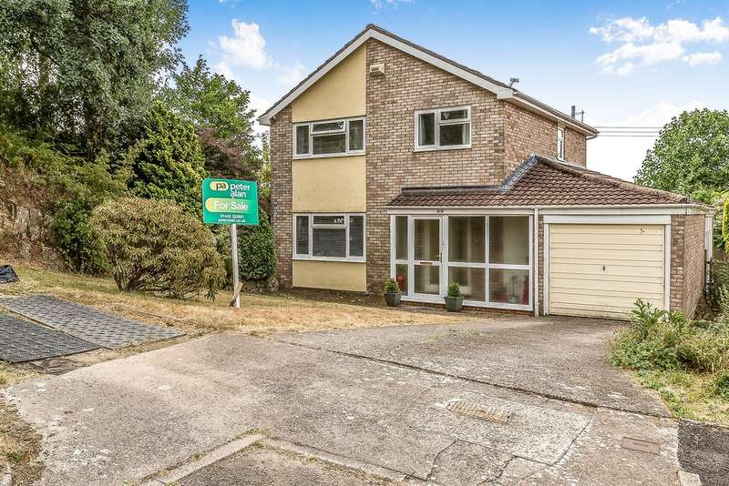 4 Bedrooms Detached House for sale in The Dell, Tonteg, Pontypridd