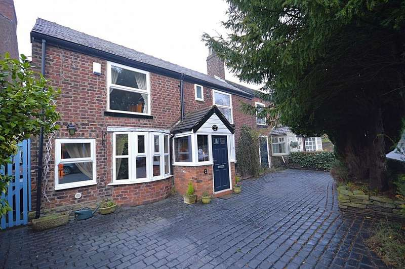 4 Bedrooms End Of Terrace House for sale in Bredbury Green, Romiley