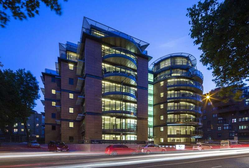 5 Bedrooms Penthouse Flat for sale in Atrium Apartments, 131 Park Road, St. Johns Wood, London, NW8