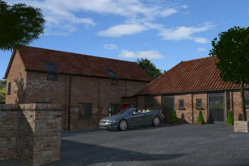 Barn Conversion Character Property for sale in THE OLD STABLE, HIGHER LEYHILL FARM, BROADHEMBURY, DEVON, EX14 3JY