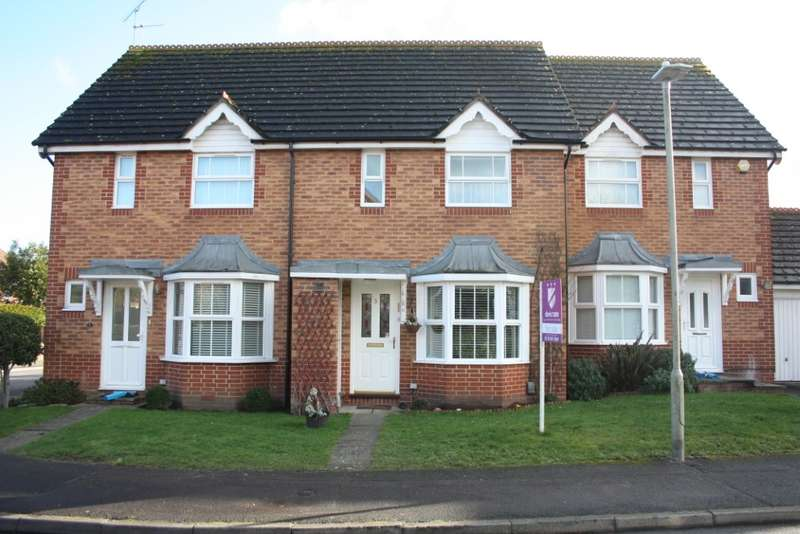 2 Bedrooms Town House for sale in Donaldson Way, Woodley, Reading, RG5