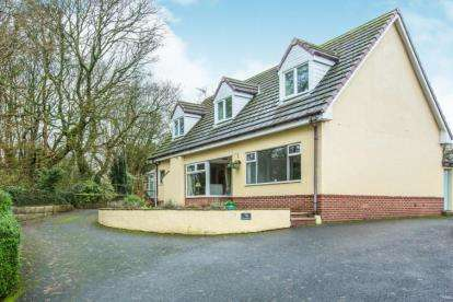 4 Bedrooms Detached House for sale in Back Lane, Clayton-le-Woods, Chorley, Lancashire, PR6