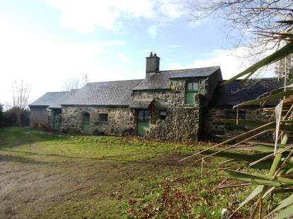 4 Bedrooms Barn Conversion Character Property for sale in Criccieth, Gwynedd, ., LL52