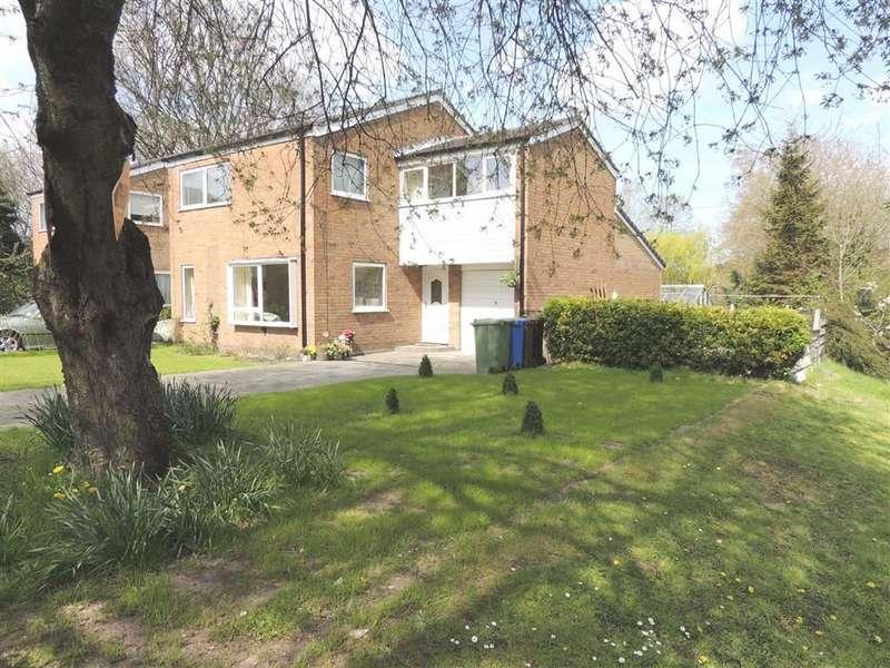 4 Bedrooms Link Detached House for sale in Offerton Road, Hazel Grove, Stockport