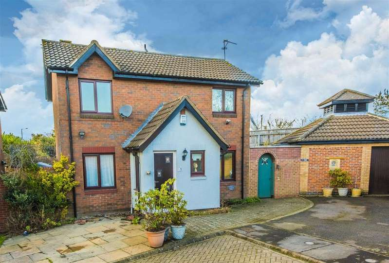 3 Bedrooms Detached House for sale in Malvern Close, Kettering