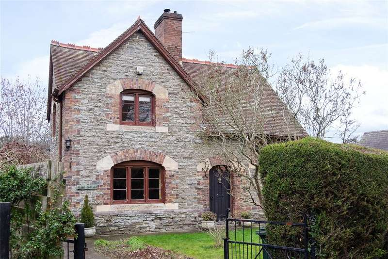 3 Bedrooms Detached House for sale in Bucknell, Shropshire, SY7