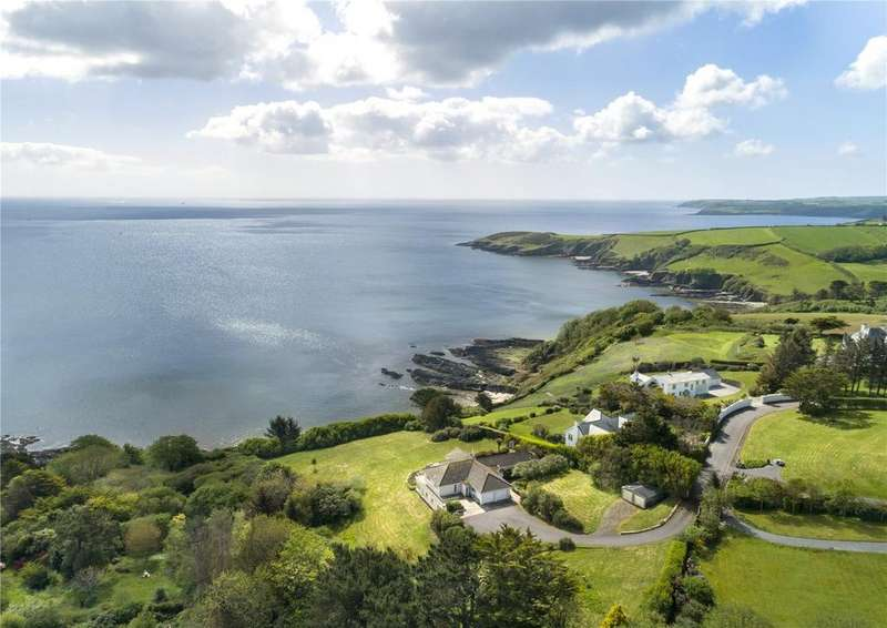 6 Bedrooms Detached House for sale in Trelawney Close, Maenporth, Falmouth, Cornwall, TR11
