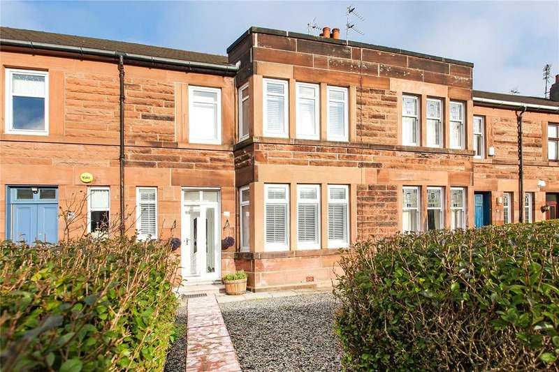 3 Bedrooms Terraced House for sale in Titwood Road, Strathbungo, Glasgow