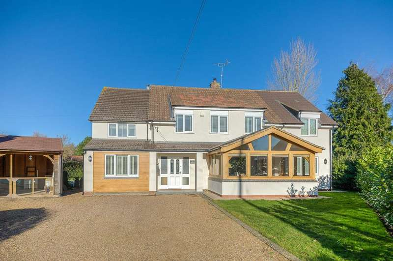 5 Bedrooms Detached House for sale in Draycote, Rugby