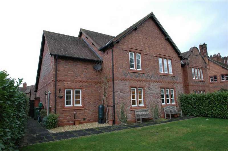 3 Bedrooms Semi Detached House for sale in Ivy Court, Wrexham Road, Pulford, Chester
