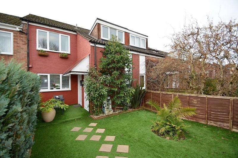 3 Bedrooms Terraced House for sale in Roman Way, Andover