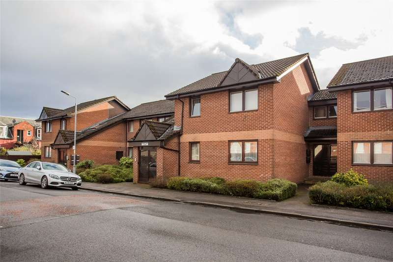 2 Bedrooms Flat for sale in Cherry Tree Court, Hill Street, Alexandria, West Dunbartonshire, G83
