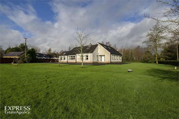 4 Bedrooms Detached House for sale in Valley Road, Rossinnan, Irvinestown, Enniskillen, County Fermanagh