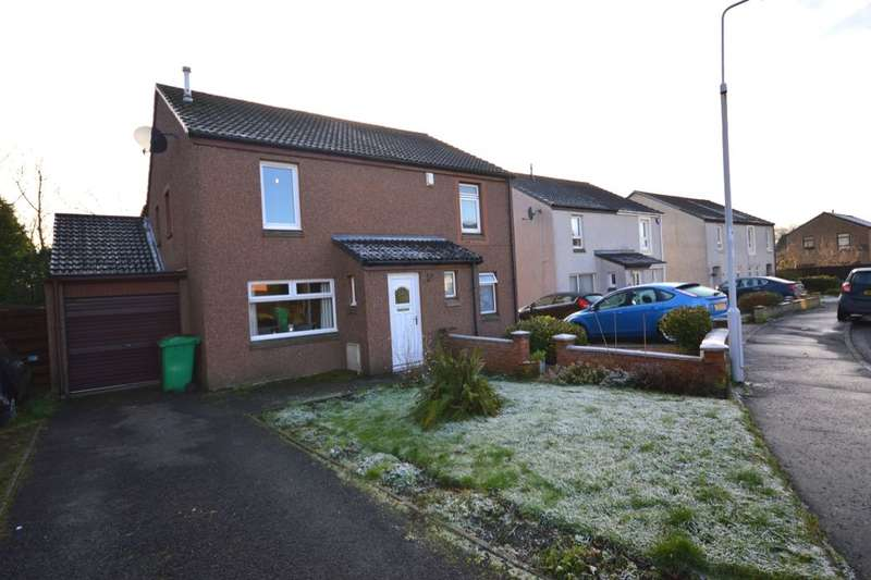 3 Bedrooms Semi Detached House for sale in Brandy Riggs, Cairneyhill, Dunfermline, KY12
