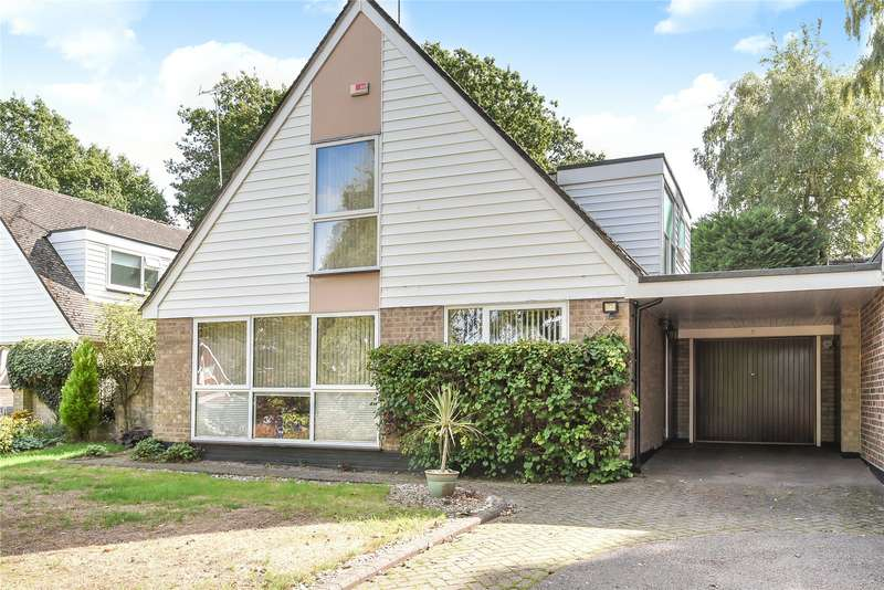 3 Bedrooms Detached House for sale in Salamanca, Crowthorne, Berkshire, RG45