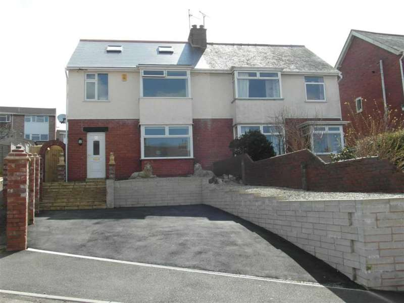 3 Bedrooms Semi Detached House for sale in Ryll Grove, Exmouth
