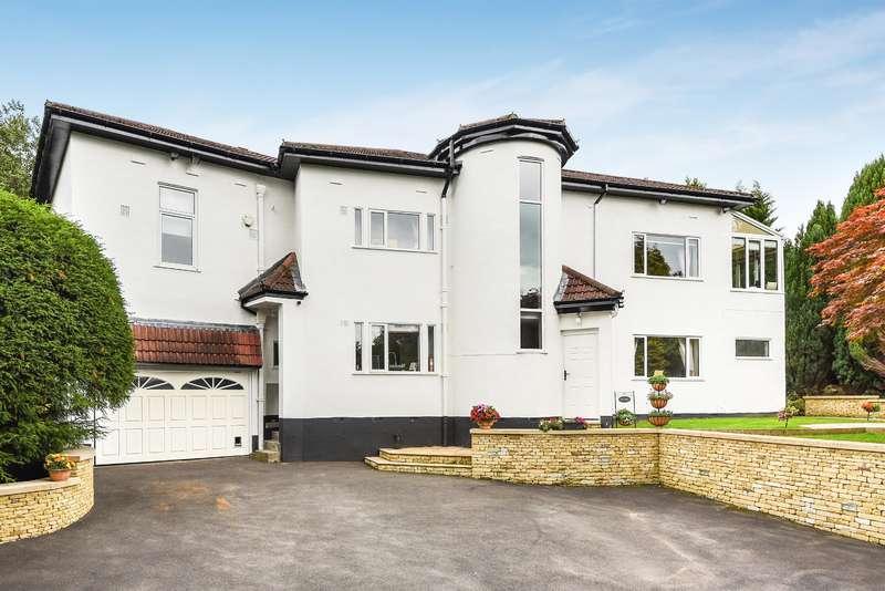 5 Bedrooms Detached House for sale in Highway, Guiseley, Leeds, LS20 8LF