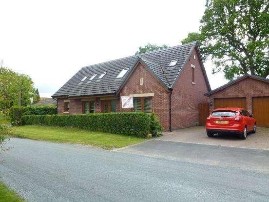 4 Bedrooms Detached House for sale in COCKER LANE, LEYLAND PR26