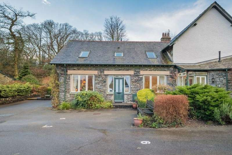 3 Bedrooms Terraced House for sale in Middlerigg, Merewood Lodge, Ecclerigg, Windermere, LA23 1QB