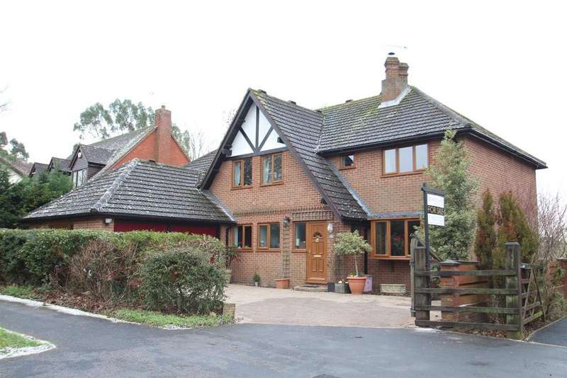 6 Bedrooms Detached House for sale in Tudor Gardens, Stony Stratford, Milton Keynes