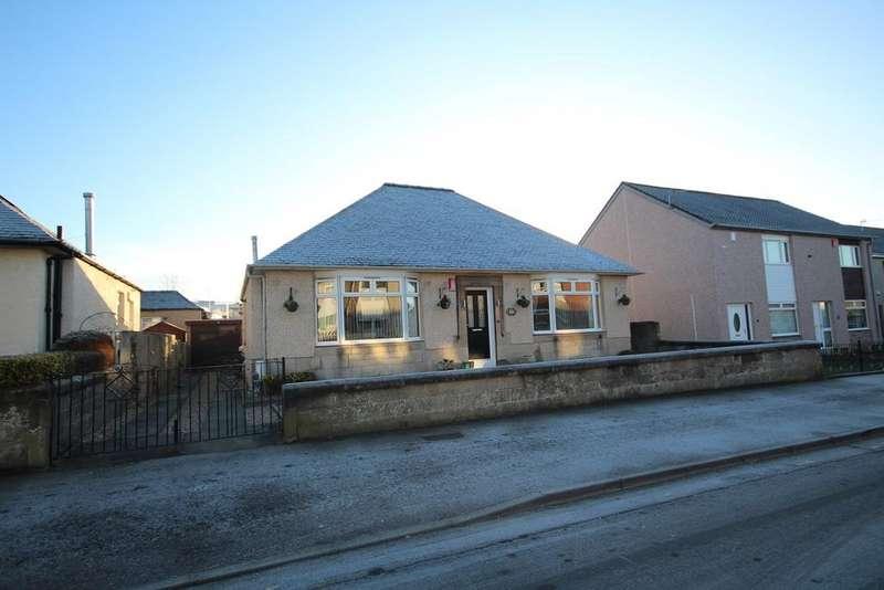 2 Bedrooms Detached Bungalow for sale in Hazel Avenue, Kirkcaldy, Fife, KY2
