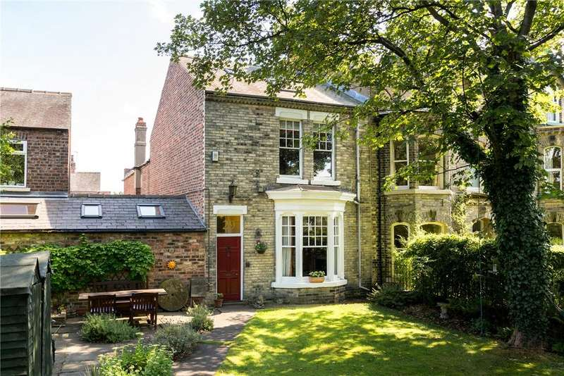 4 Bedrooms House for sale in Wigginton Road, York, YO31
