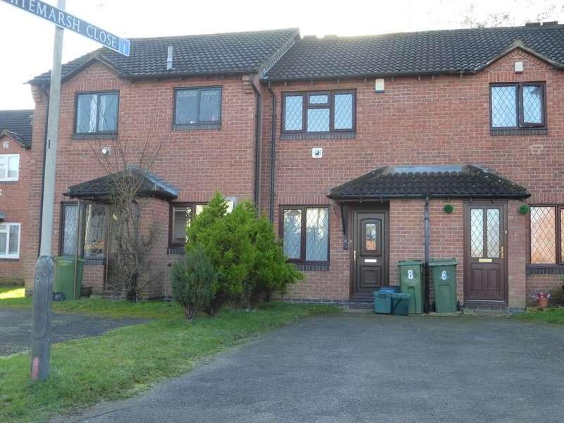 2 Bedrooms Terraced House for sale in Whitemarsh Close, Cheltenham, GL51