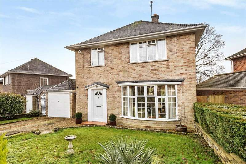 3 Bedrooms Detached House for sale in Alexandra Road, Chandler's Ford, Hampshire, SO53