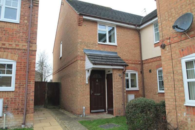 2 Bedrooms End Of Terrace House for sale in Carnation Way, Aylesbury